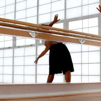 Single Tier Ballet Barre