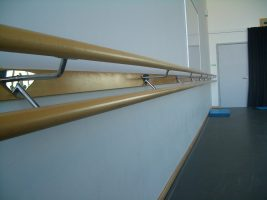 Double Tier Ballet Barre Image 18
