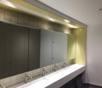 Vanity Mirrors & Decorative Back Painted Glass