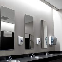 Polycarbonate Safety Vanity Mirrors