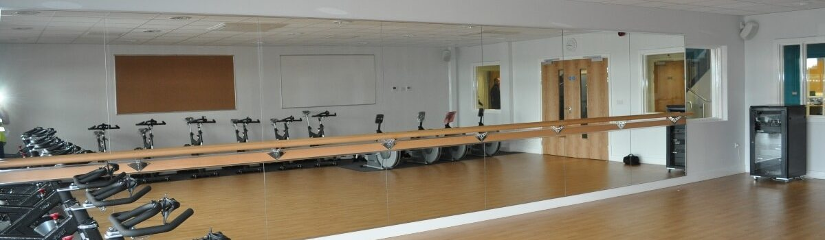 Gym Mirrors & Barres - Image 18