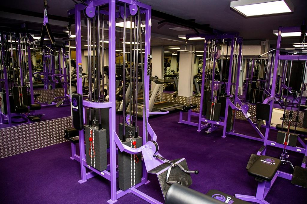 Gym Mirrors with Mirror Protection - Kirkby's Gym