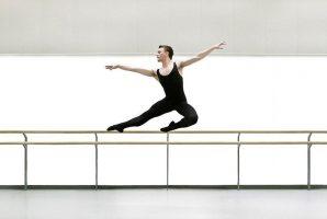 Floor Fixed Ballet Barre