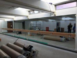 Mirror & Barre Installations - Averon Centre