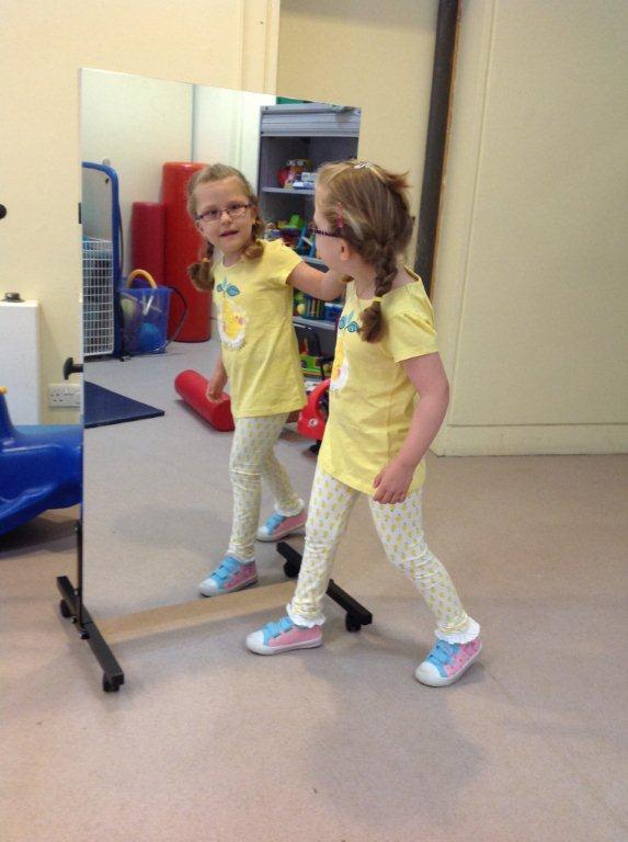 Bespoke Mirrors - White Lodge Centre