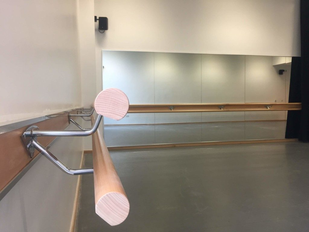 Mirror and Barre Installations