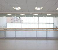 Floor Mounted Ballet Barres