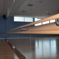 Double Tier Ballet Barre