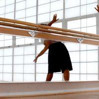 Single Tier Ballet Barre