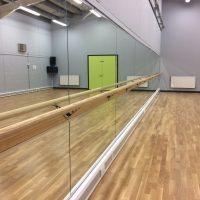 Mirrors & Barres - Active Rutland Hub