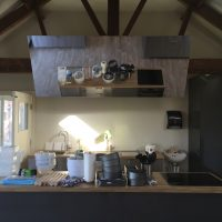 Cookery School Overhead Mirror