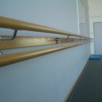 Double Tier Ballet Barre Image 18